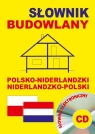 Słownik budowlany polsko-niderlandzki niderlandzko-polski + CD (słownik Somberg Gwenny, Chabier Anna