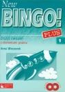 New Bingo! Plus 1 Zeszyt ćwiczeń z elementami pisania  Wieczorek Anna