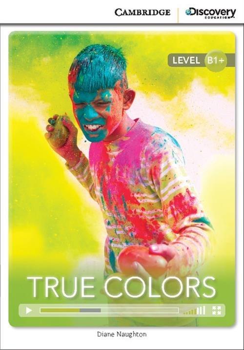 True Colors Intermediate Book with Online Access Naughton Diane