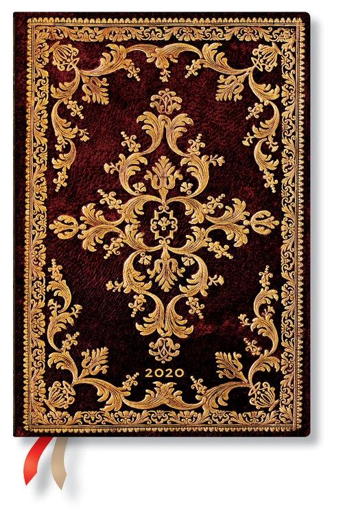 Kalendarz 2020 książkowy Time Duomo 12m