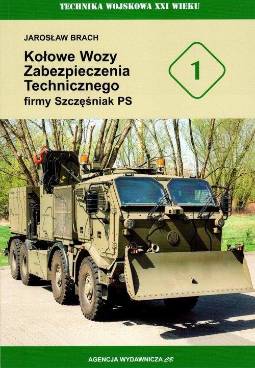 Kołowe Wozy Zabezpieczenia Technicznego firmy Szczęśniak PS Brach Jarosław