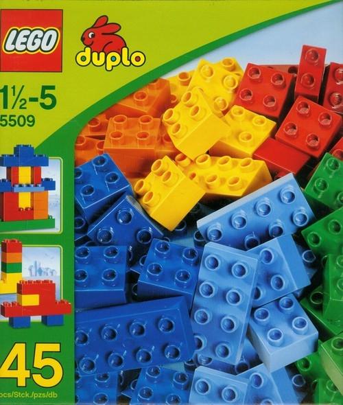 Lego duplo Zestaw podstawowy standardowy