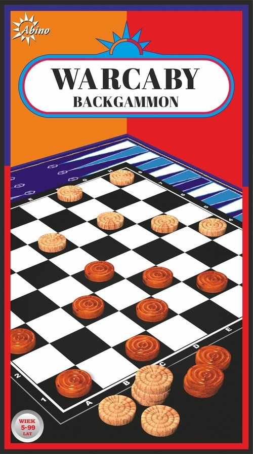 Warcaby - backgammon (154332)