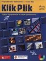 KlikPlik 4-6 Zajęcia komputerowe w szkole podstawowej Podręcznik + CD