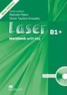 Laser B1+ (3rd ed.) Ćwiczenia + CD (z kluczem) Język angielski Malcolm Mann, Steve Taylore-Knowles