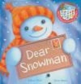 Dear Snowman Kathryn White