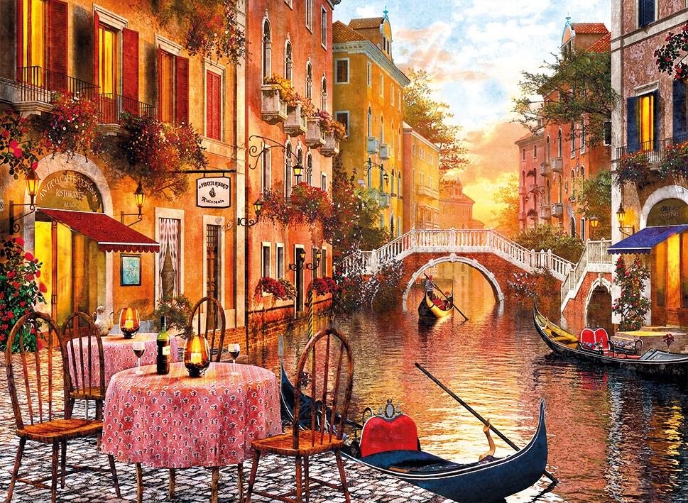 Puzzle High Quality Collection 1500: Venezia (31668)