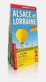 ExpressMap - Carte de l'Alsace Lorraine plastifiée praca zbiorowa