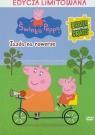 Świnka Peppa Jazda na rowerze Puzzle magnetyczne gratis