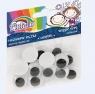 Confetti oczka samoprzylepne GR-KE15-20 Fiorello