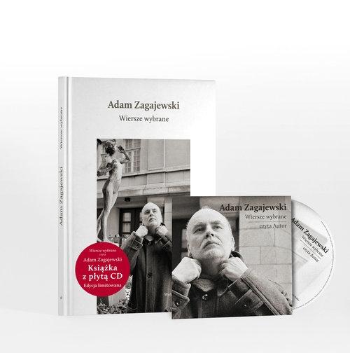 Wiersze wybrane + CD Zagajewski Adam
