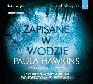 Zapisane w wodzie. Audiobook (Audiobook) Paula Hawkins