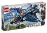 Lego Marvel Super Heroes: Wspaniały Quinjet Avengersów (76126)Wiek: 8+