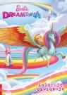 Barbie Dreamtopia Koloruję rozwiązuję D-1060
