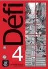 Defi 4 ćwiczenia + CD w. francuska praca zbiorowa