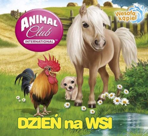 Animal Club Wesoła kąpiel Dzień na wsi