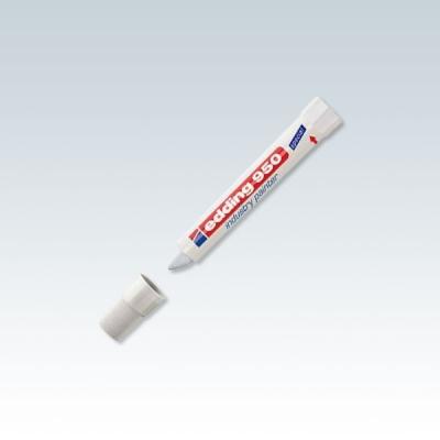 Marker Edding przemysłowy farba w paście 10mm biały 950/049/B (950/049/B ED)