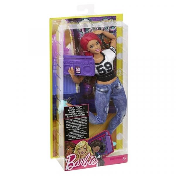 Barbie Tancerka (DVF68/FJB19)