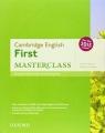 Cambridge English First Masterclass SB & Online Practice Simon Haines, Barbara Stewart