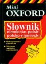 Słownik niemiecko-polski polsko -niemiecki Mini Grundy Valerie,Tkaczyk Krzysztof