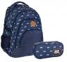 Astra, plecak HD-337 + piórnik saszetka HD-338 (434708)