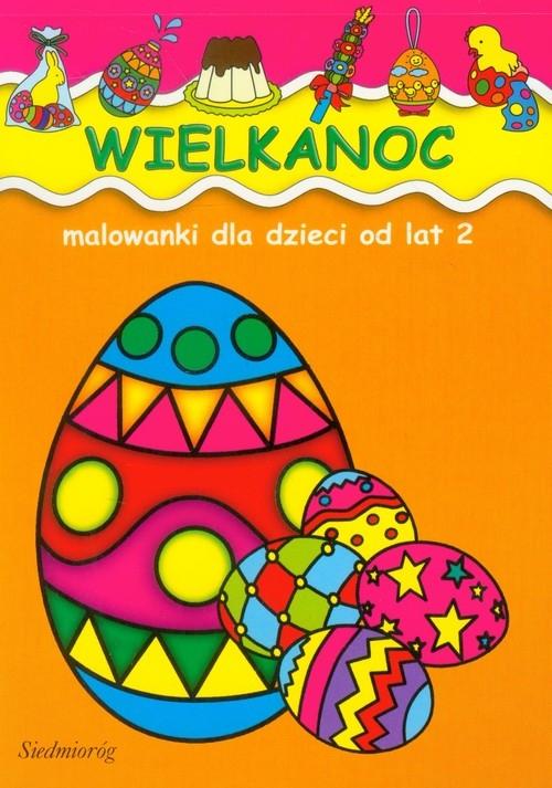 Malowanki Wielkanoc (dodruk na życzenie)