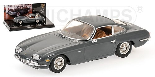 MINICHAMPS Lamborghini 4 00GT 2+2 1966