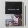 Dziennik Medium Leuchtturm1917 Some lines a day The 5 year memory book 343552
