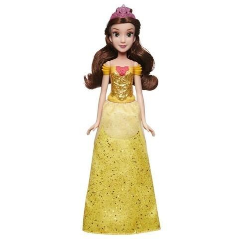 Disney Princess Brokatowa Księżniczka Belle (E4021/E4159)