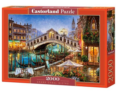 Puzzle Grand Canal Bistro 2000 (C-200689)