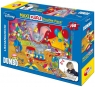 Puzzle dwustronne maxi Dumbo 108