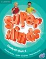Super Minds 3 Student's Book with DVD-ROM Herbert Puchta , Günter Gerngr