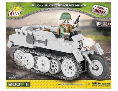 Small Army Sd. Kfz.2 Kettenkrad HK-101