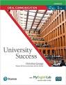 University Success Advanced: Oral Communication SB with MyEngLab