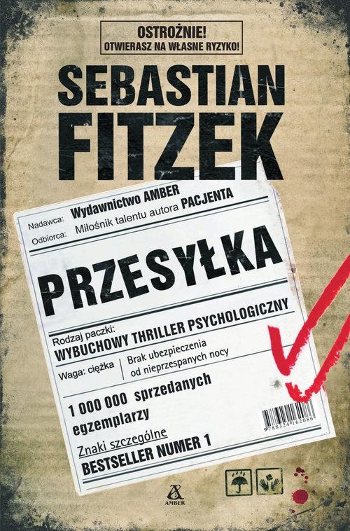 Przesyłka Sebastian Fitzek