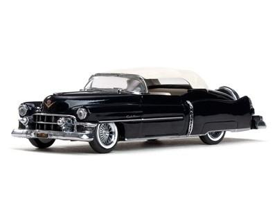 Cadillac Closed Convertible 1953