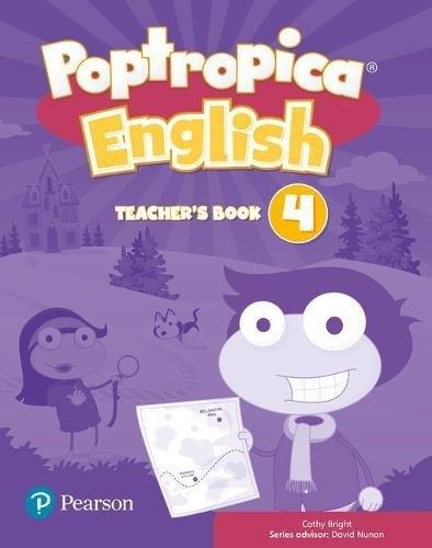 Poptropica English 4. Teacher's Book + Online World Access Code