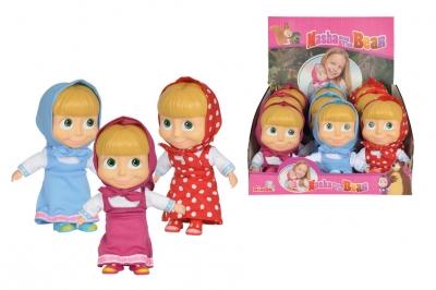 Masza miękka lalka, 3 rodzaje