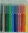 Flamastry Primo 12 kolorów plastikowy blister