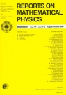Reports on Mathematical Physics 64/1-2 2009