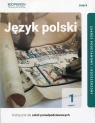 Język polski 1 Część 1 Podręcznik Linia 2 Zakres podstawowy i rozszerzony Maciejewska Brygida, Łapińska Iwona, Sadowska Joanna