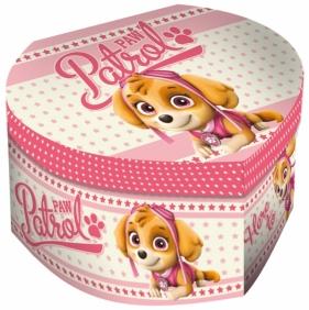 Pudełko na biżuterię z lusterkiem - Psi Patrol (PW16336)