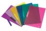 Teczka A4 Proficlip Transparentna fioletowa (PAT3025S/12)