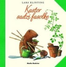 Kastor uprawia fasolkę Klinting Lars
