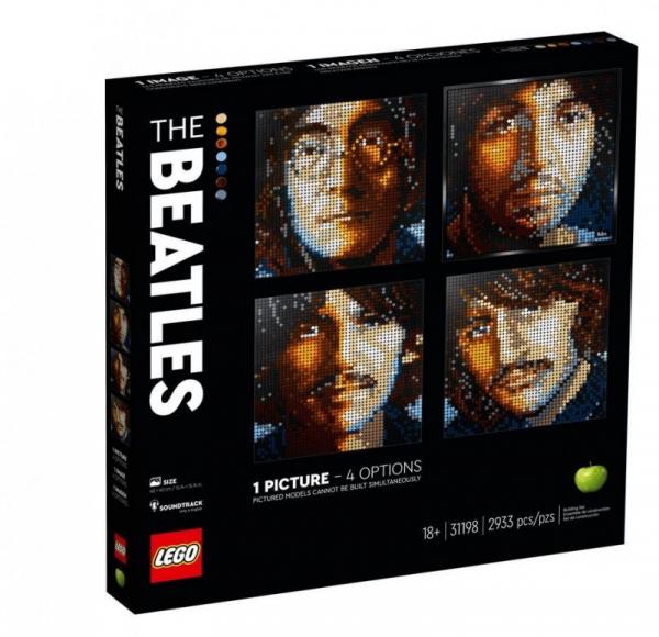 Klocki Art The Beatles 31198 (31198)