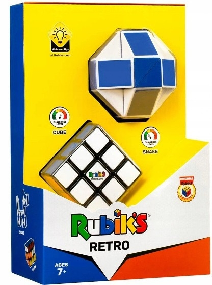 Kostka Rubika Retro Pack (6062798)