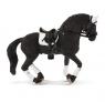Koń fryzyjski - zestaw turniejowy - Schleich (42457)