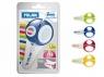 Nożyczki plastikowe Milan Funny (BWM10152) mix kolorów