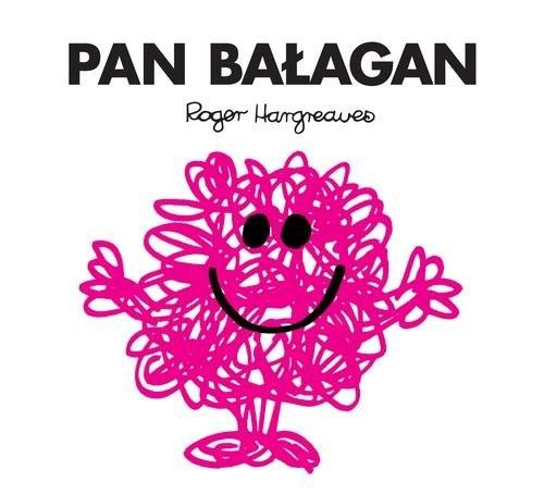 Pan Bałagan Hargreaves Roger