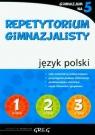 Repetytorium gimnazjalisty język polskiGimnazjum na 5 Rokicka Mariola
